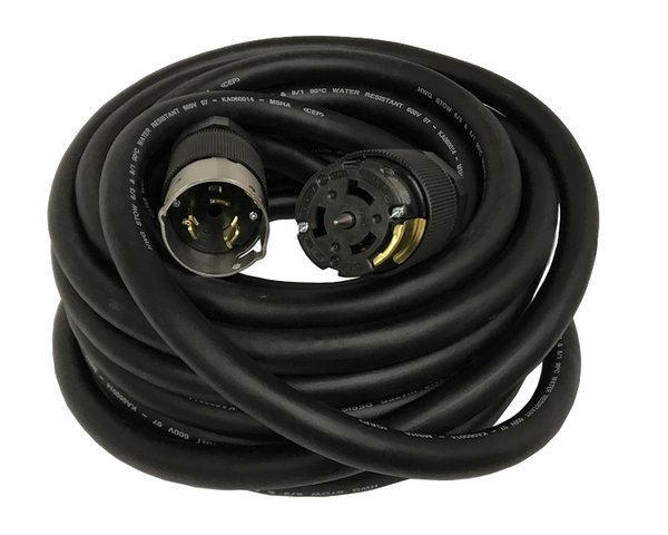 Power Cord 50 Amp 100'