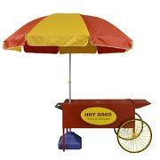 Hot dog Cart (Large)