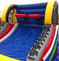 Mini All Star BasketBall RESIDENTIAL Inflatable Game