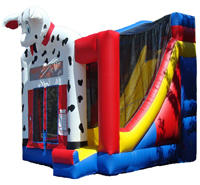 Dalmatian 4 in 1 Bouncy Combo RESIDENTIAL
