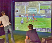 Football Simulators Quarterback Challenge
