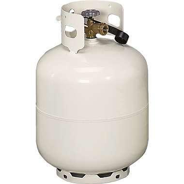 Propane Tank Require for BBQ or Griddle 20 lbs