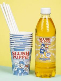 Slush Puppy Mix for Cream Soda 70 servings