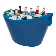 Plastic Beverage Tub Western Decor
