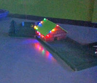 9 Hole Mini Golf Christmas Themed