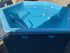 Backyard Portable Hot Tub 6 Person