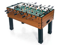 Foosball Week end Del Fri-PU Su