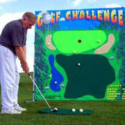 Golf challenge FRAME GAME