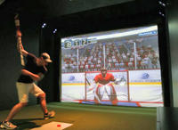 Hockey Simulators