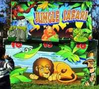 Jungle Safari FRAME GAME