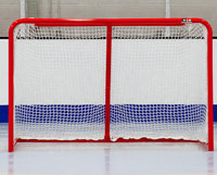 Ball  Hockey Nets 2 c/w sticks, balls NON - RESIDENTIAL