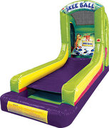 Skee Ball Non RESIDENTIAL Inflatable Game