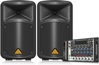 PA SYSTEM c/w Speakers For Weddings, Family Reunions, Meetings