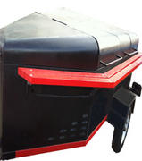 Trailer-Mounted BBQ