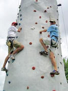 Climbing Wall InTown 3 Hours SMALL EVENT.