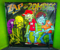 Zap the Zombie FRAME GAME