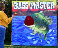 Bass Master Fishing FRAME GAME