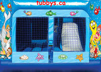 Under The Sea Mini Bouncy Combo NON RESIDENTIAL