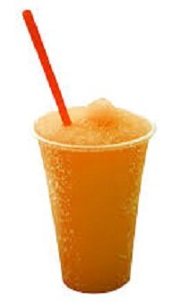 Slush Puppy Mix for Orange 140 servings