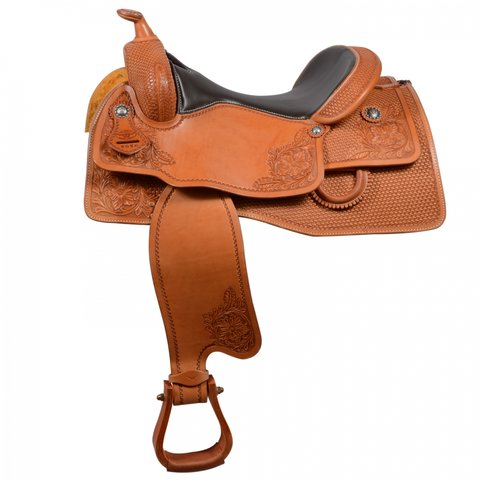 Horse Saddle Western Decor