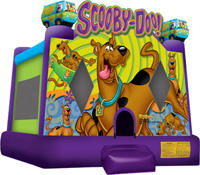 Scooby Doo Bouncy RESIDENTIAL