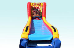 Inflatable Skee-Ball
