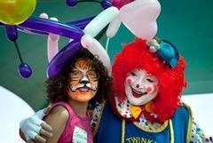Deluxe Face Painting & Balloon Animals