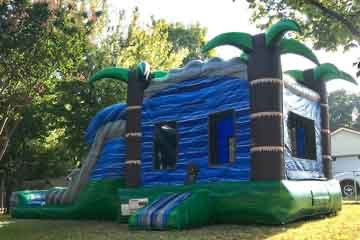 bounce house mansfield tx