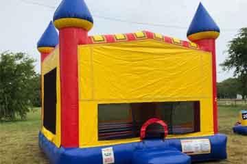 bounce house rental mansfield tx