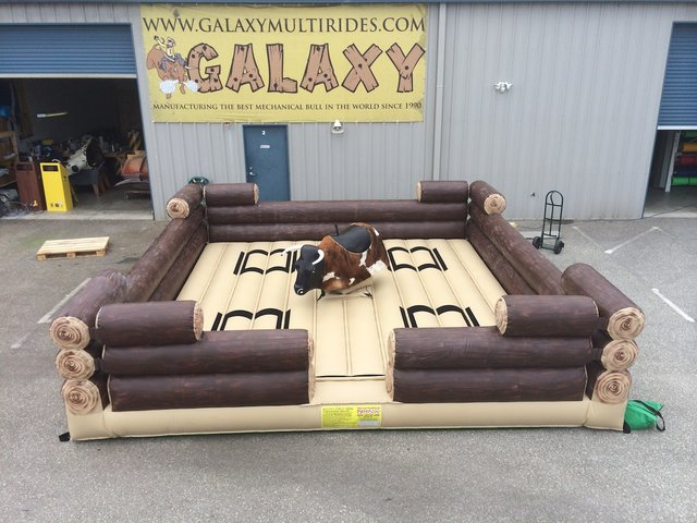 mechanical bull rental mansfield