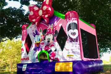 bounce house rental fort worth tx