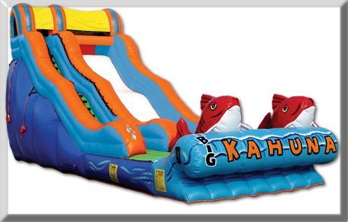 The Big Kahuna Water Slide