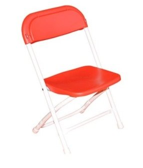 Kid Chair Red