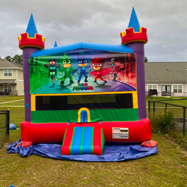 bounce house rental gumbranch