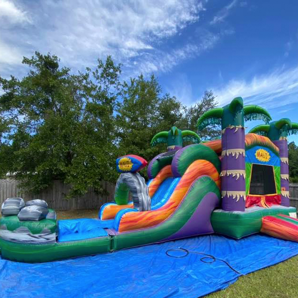 inflatable rental Allenhurst