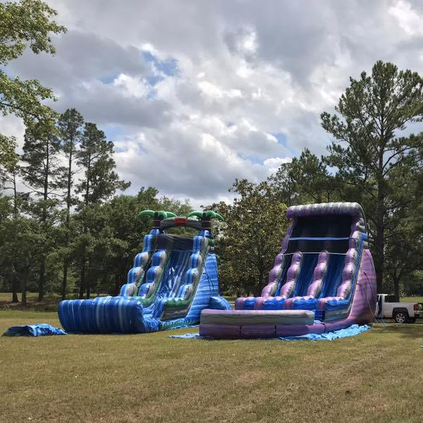 inflatable rental Gumbranch
