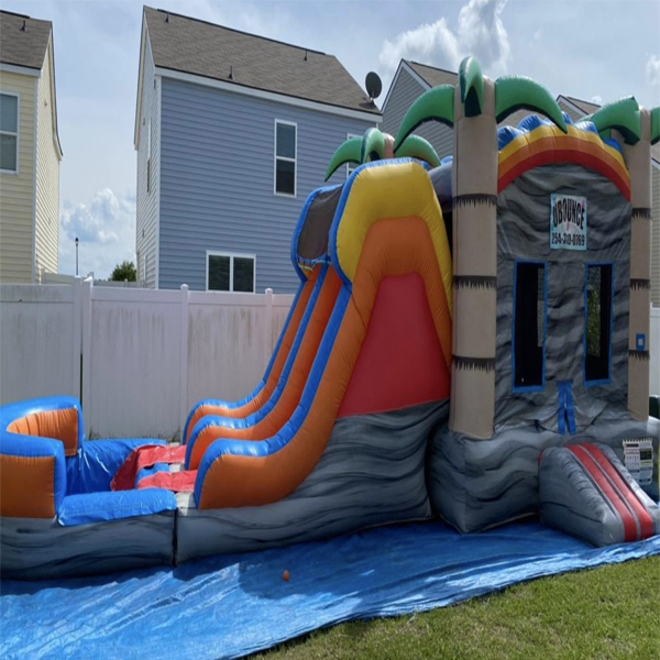 inflatable rental midway