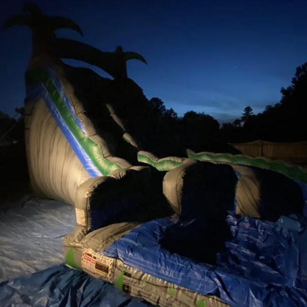 inflatable rental Mcintosh