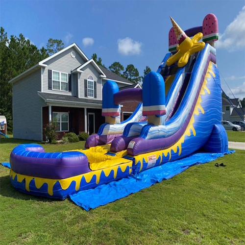 water slide rental near me