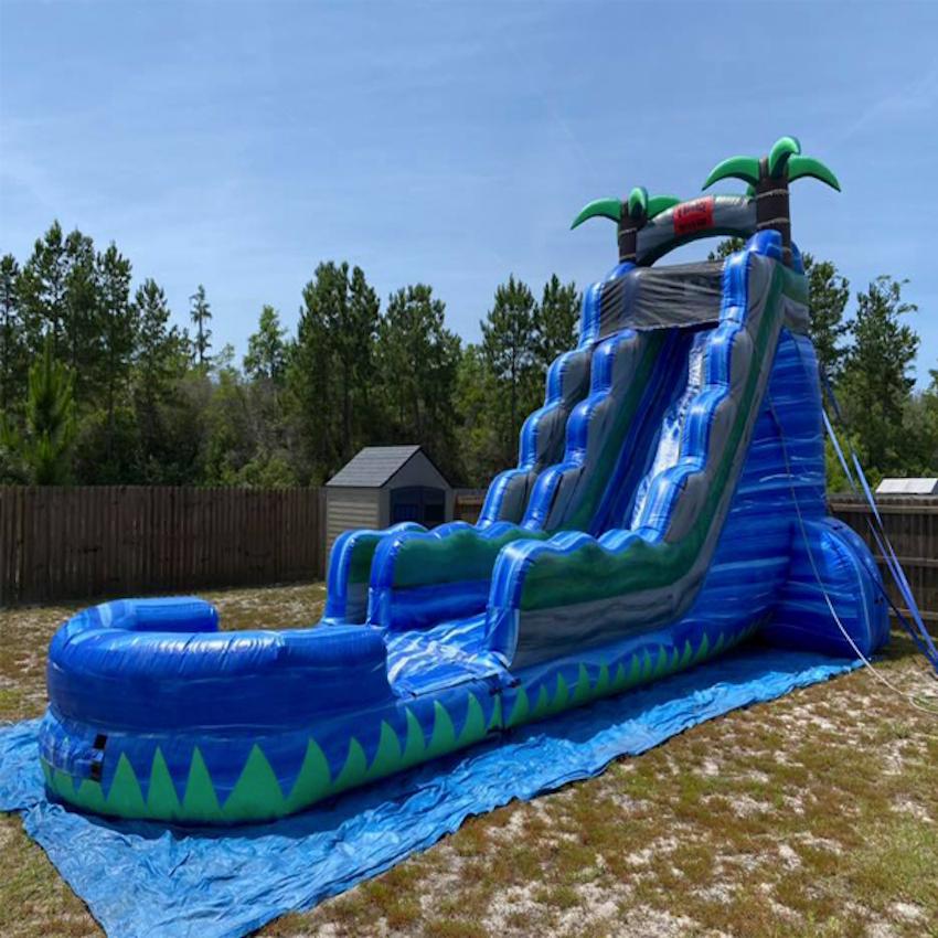 water slide rental near me