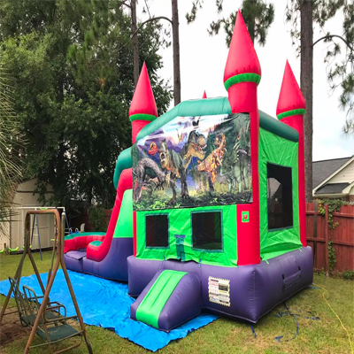bounce house rental Townsend