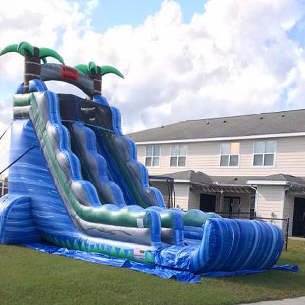 Townsend water slide rental