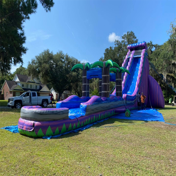 water slide rental Allenhurst