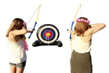 Bullseye Archery Game