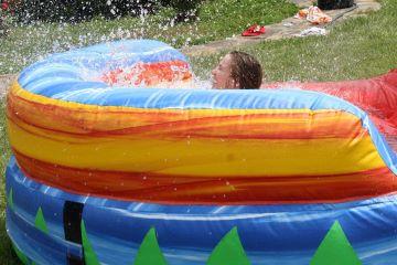 water slide rental in Lancaster