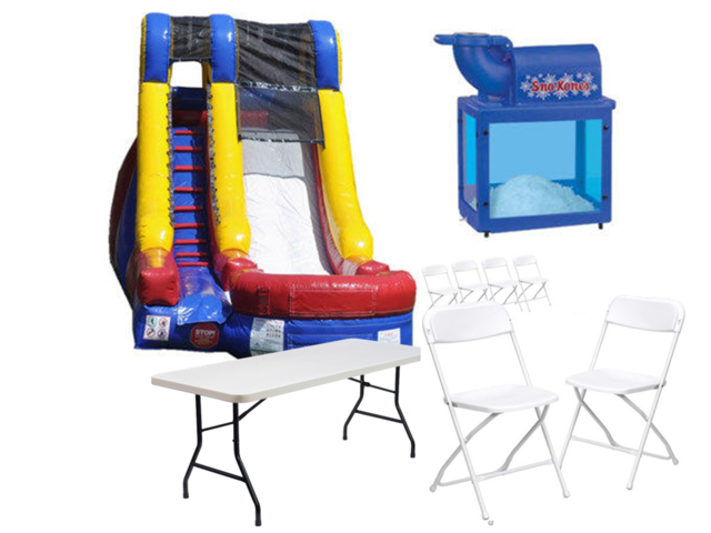 Splish Splash Party Package