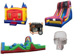 Park Parties Package - WOW! $69.25 SAVINGS!