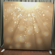 Gold Burst Backdrop