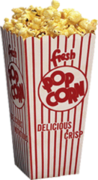 Popcorn Supplies - Packets