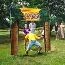 Tropical LIMBO Carnival Game
